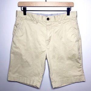 Tommy Hilfiger Sz 30 Flat Front Chino Shorts